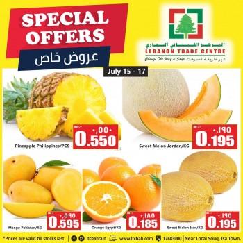 Lebanon Trade Centre Special Deals