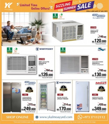 YK Almoayyed Online Offers