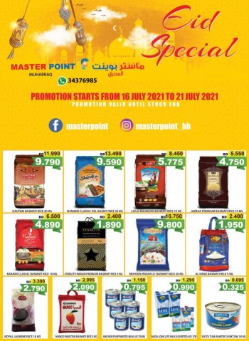 Master Point Eid Special