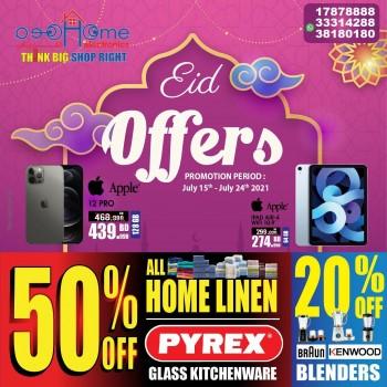 Home Electronics Eid Offers