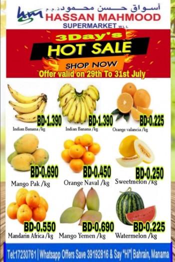 Hassan Mahmood 3 Day's Hot Sale