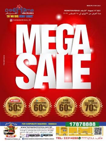 Home Electronics Mega Sale