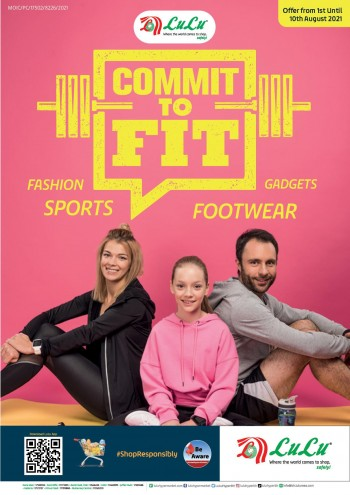 Lulu Commit To Fit Offers