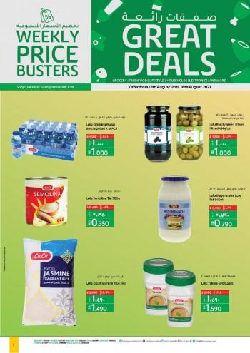 Lulu Weekly Price Busters