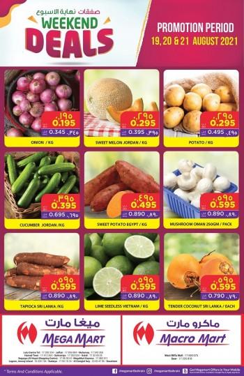 Mega Mart Weekend Best Offers