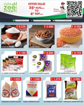 Zeemart Family Shop Month End Offers