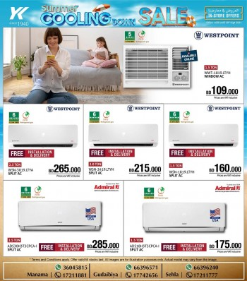 YK Almoayyed Summer Cooling Down Sale