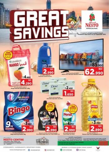 Nesto Centre Great Savings