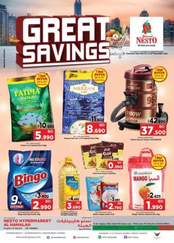 Nesto Al Hamalah Great Savings