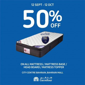 Carrefour 50% Off Promotion