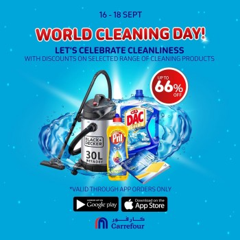 Carrefour Cleaning Day Offers