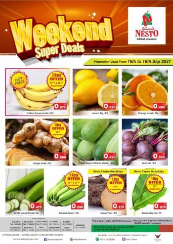 Nesto Weekend Super Deals