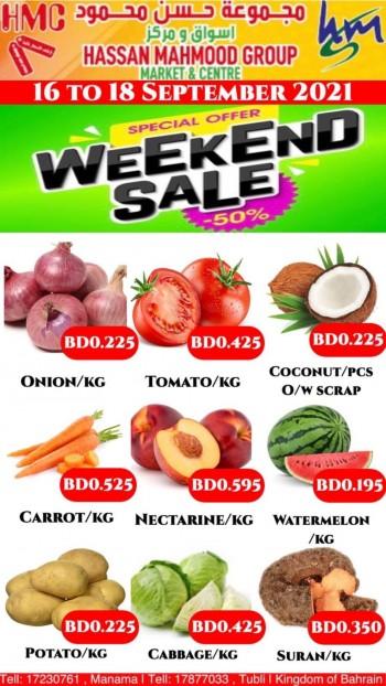Hassan Mahmood Weekend Sale