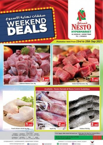 Nesto Weekend Super Savings