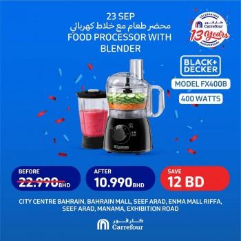 Carrefour Daily Deals 23 September 2021