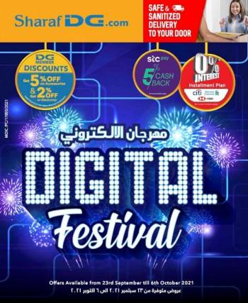 Sharaf DG Digital Festival