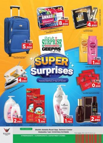 Surprise Department Store Super Surprises