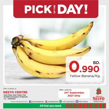 Nesto Centre Daily Deals 24 September 2021