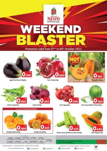 Nesto Weekend Blaster Deals