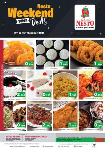 Nesto Weekend Super Offers