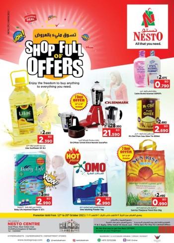 Nesto Gudaibiya Shop Full Of Offers